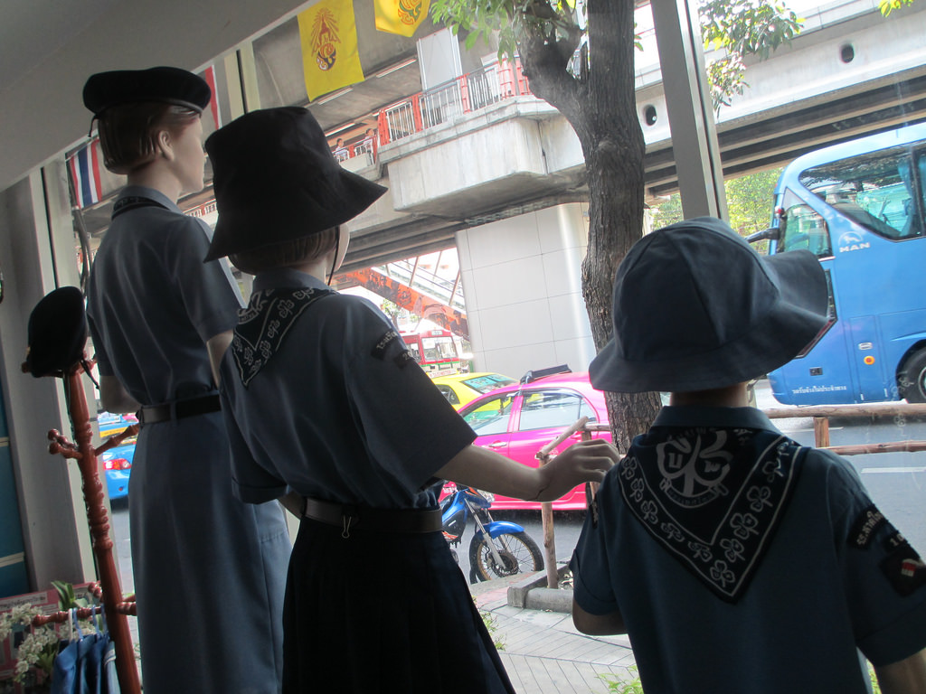 Why Your Child Should Join Thailand Girl Guides Association