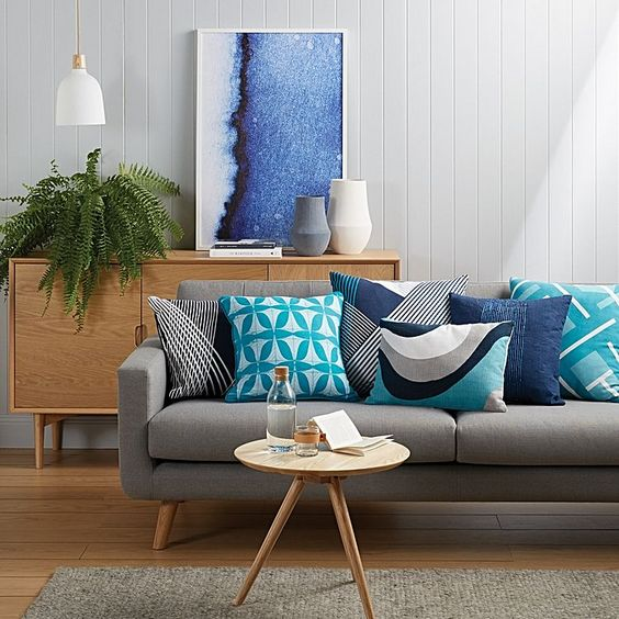 Bold Cushions