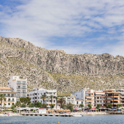 Puerto Pollensa is full of Majorca's Natural Beauty