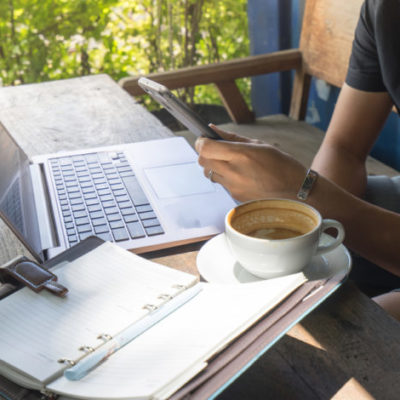 Kicking it off financially as a digital nomad
