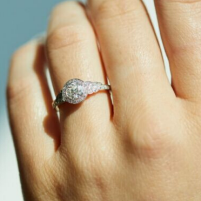 Why a diamond ring is the epicenter of love proposals