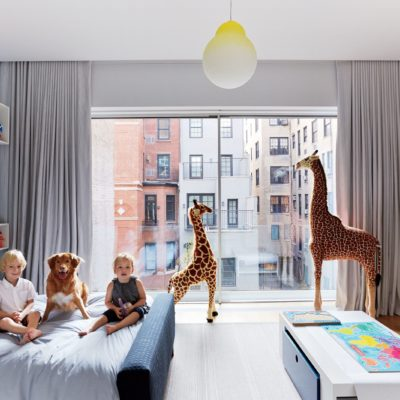 Bedroom transformation: Get inspired by Manhattan Townhouses