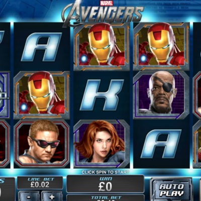 Superhero Themed Slots That You Don't Want To Miss