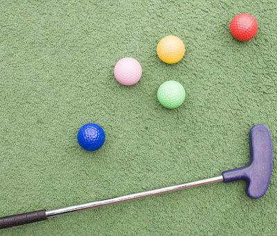 History of Mini Golf