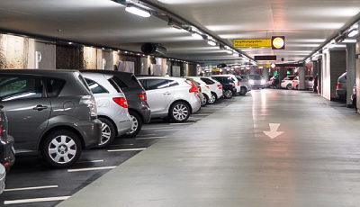 Where to park a vehicle while travelling