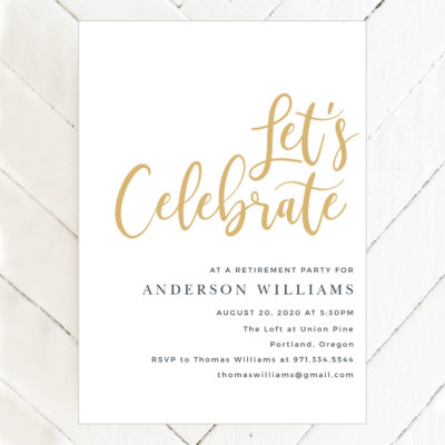 Customizable Printed Party Invitations, Now Kick Start Your Parties With Ease