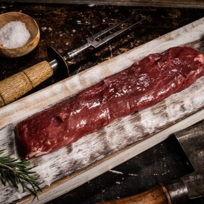 What's the best way to cook a cannon of lamb?
