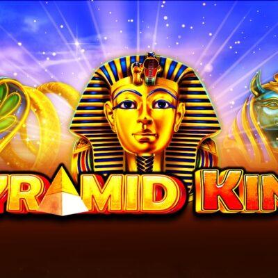 Shangri La Live Web Casino Has Added a New Pyramid King Slot by Pragmatic Play