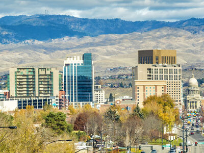 Boise, Idaho Is the Fastest Growing City in the USA