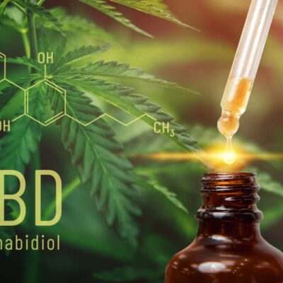 Your Guide To The Different Types Of CBD Products