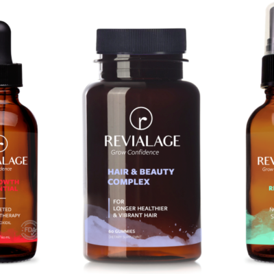 Growing Confidence with Revialage Hair Care Products [2021 Review]