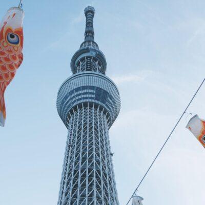 Famous Landmarks to Visit in Tokyo