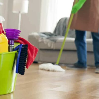 6 Reasons You Should Clean Your House Every Day