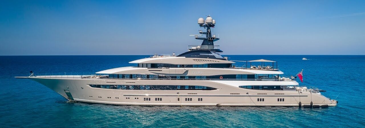 Charter a Yacht for Your Next Vacation