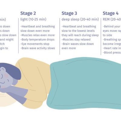 Four Stages of Sleep You Need