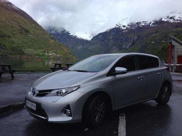 Geiranger Car Hire Rental Hertz | Car Rental | Geiranger | Norway