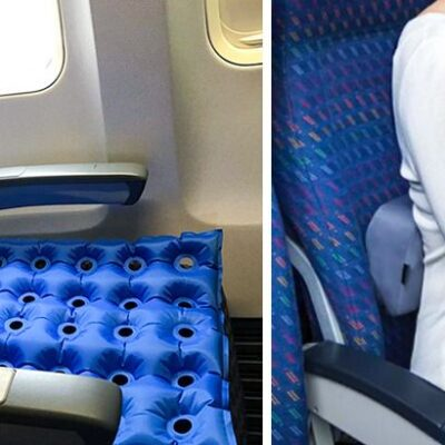 Stay Comfortable on a Flight with These Practical Ideas