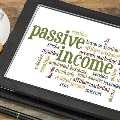 To Get Passive Income, You Need To Invest In a Managed Fund
