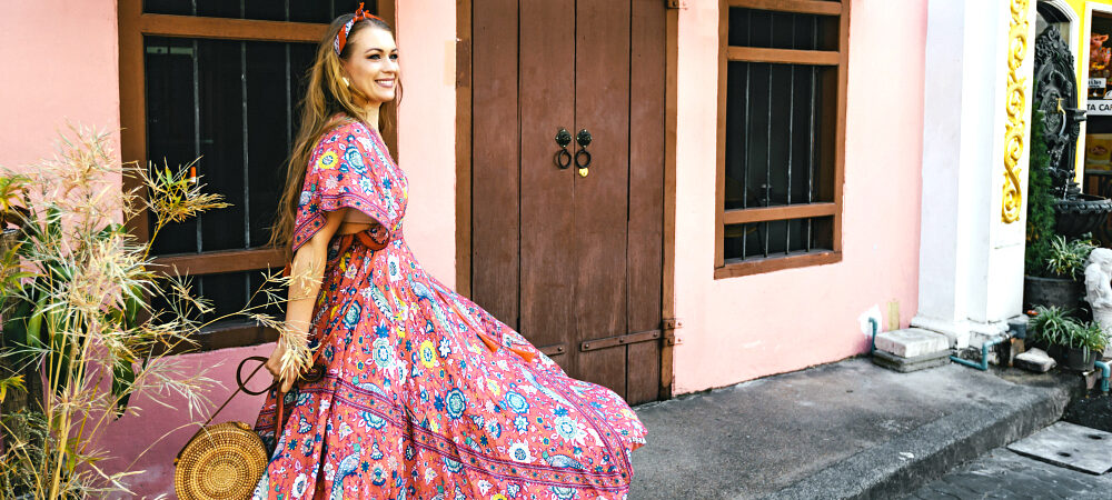 The best maxi dresses for day and night events