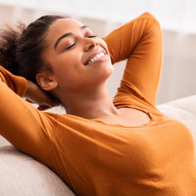 The Benefits That All Women Feel When Stress Is Reduced