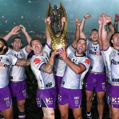 NRL Grand Final Records From The Past 10 Years